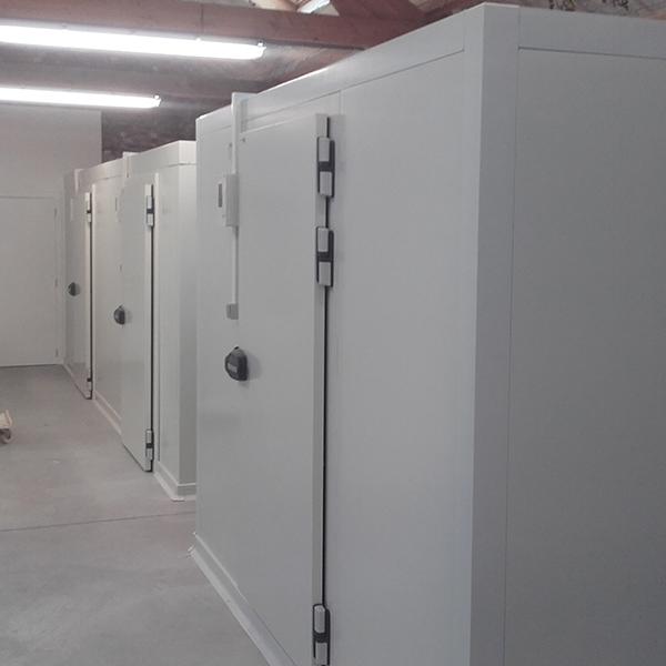 Installation de chambre froides dans l'Horeca par Mr Réfrigération