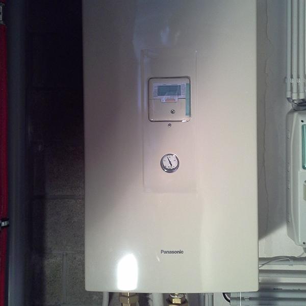 Pompe à chaleur Panasonic installé par Mr Réfrigération