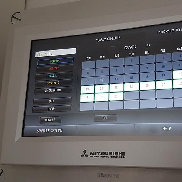 Climatisation ventilation industrielle par Mr Réfrigération